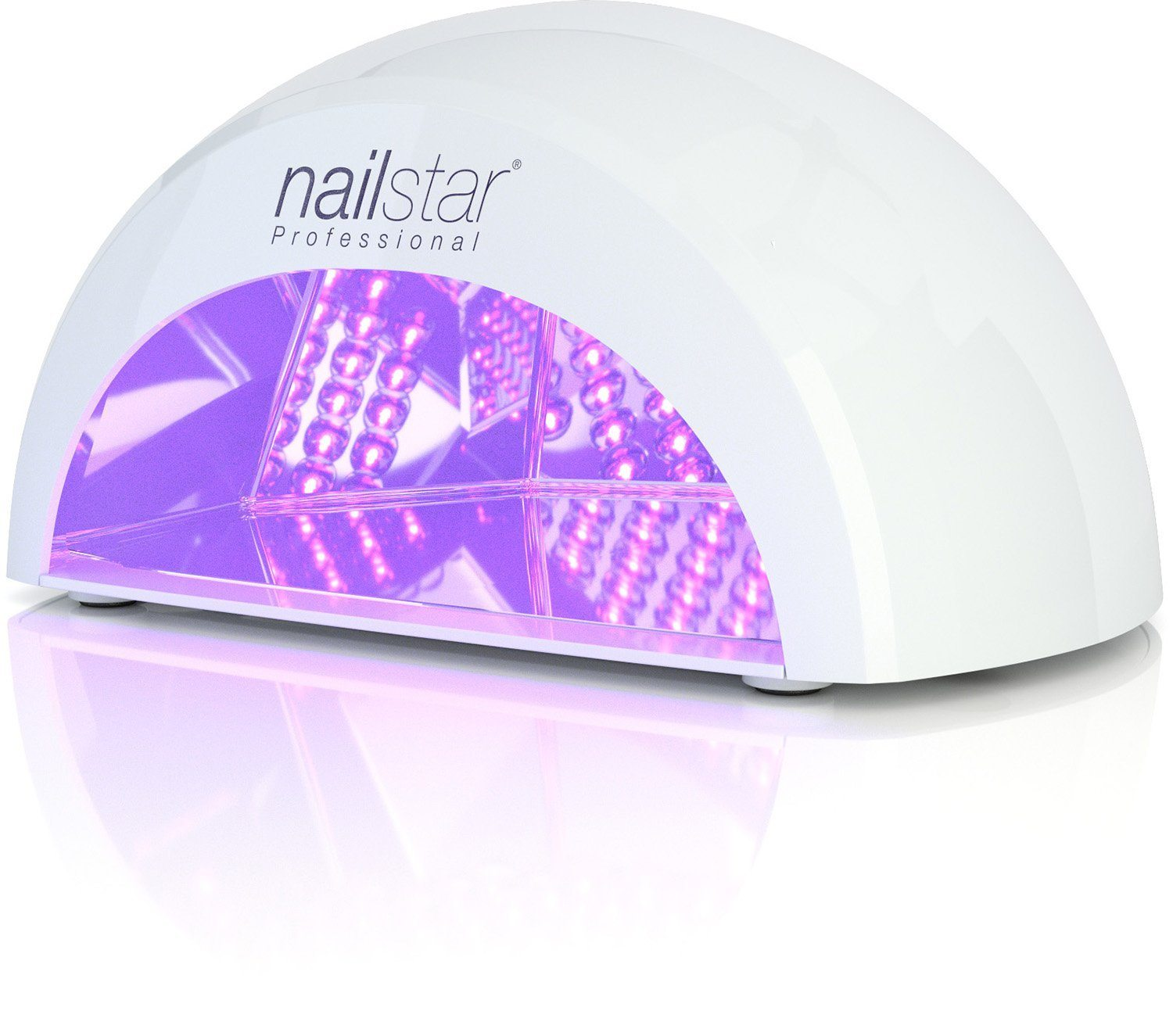 lampe LED Nailstar 12 W blanche