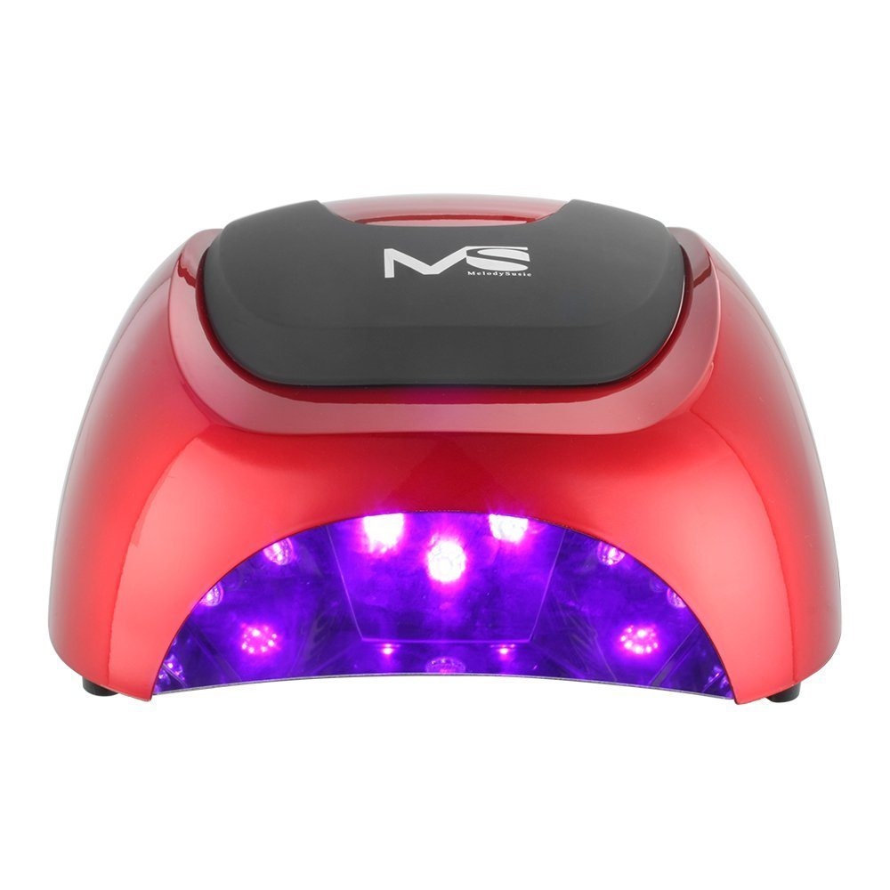 Lampe LED MelodySusie Violetilly 48 W rouge